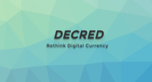 Decred Cryptocurrency Project v1.0 Released