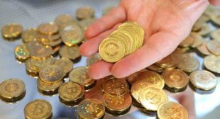 Bitcoin prices have jumped to a fresh all-time high
