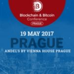 Blockchain & Bitcoin Conference Prague taking place May 19