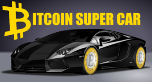 Bitcoin super car