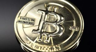 Bitcoin is Going Mainstream, but Its Current Run-Up Has a Speculative Feel
