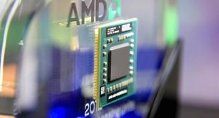 Red-hot chipmaker AMD pounded 7% in two days; Goldman tells clients to sell