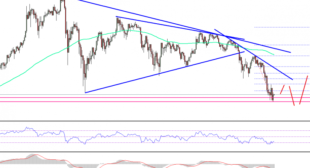 Bitcoin Price Weekly Analysis – Can BTC/USD Stay Above $2000?