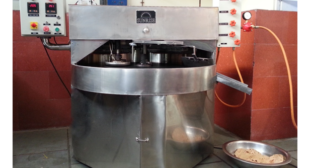Automatic Chapati Maker Machine