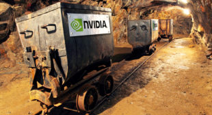Nvidia more bullish on cryptocurrency than AMD