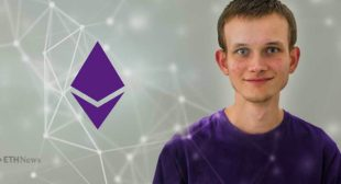 Ethereum Creator Vitalik Buterin Addresses Questions From The Ecosystem