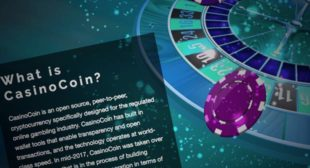 CasinoCoin Cryptocurrency Relaunches, Eyes Regulated Markets
