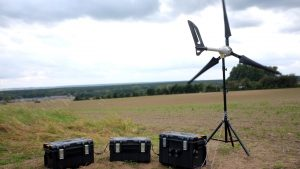 HARVEST: Experimental Wind Powered Rig to Mine Zcash Cryptocurrency