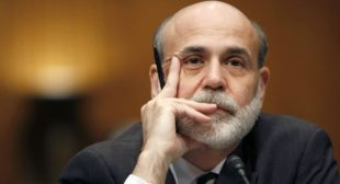 Bernanke: Eventually Governments Will Take Any Action They Need to Prevent Bitcoin