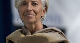 "IMF Chief Lagarde Tells Central Bankers: ""Not Wise to Dismiss Virtual Currencies"""