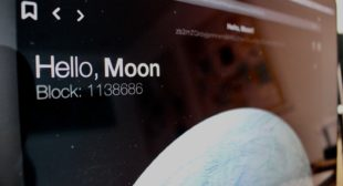 Hello Moon: Ethereum Developers Launch Lightweight Dapp Browser