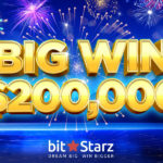 Two Bumper Prizes Fall at BitStarz