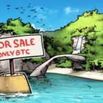Slice of Caribbean Paradise on Sale Only With Bitcoin