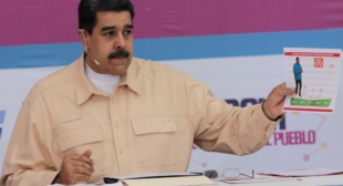 Venezuela to launch cryptocurrency to fight 'blockade': Maduro