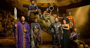Marvel Studios' 'Black Panther' final trailer is out