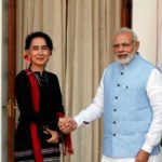 PM Modi meets Aung San Suu Kyi, discusses bilateral and regional issues