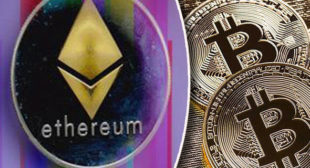 Ethereum surges to ANOTHER record high: Why this cryptocurrency could BEAT bitcoin