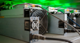 Cryptocurrency mining is now so big it's showing up in the earnings of the world's largest chipmaker