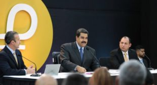 Venezuela Claims $735 Million Raised in First Cryptocurrency Sale