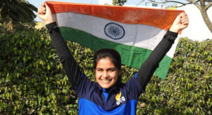 ISSF World Cup 2018: Manu Bhaker wins gold in Women's 10m Air Pistol