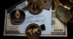 In 2030 Cryptocurrency Can Change Nationalized Currencies
