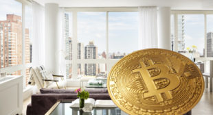 BTC strikes the New York City property marketplace for the very first time