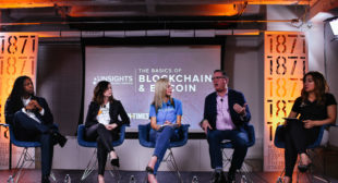Professionals explain potential of blockchain and bitcoin during Sun-Times debate