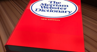 The Merriam-Webster dictionary has got crypto-currency terms