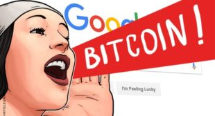 "Google.com Searches For Cryptocurrency ""Bitcoin"" Downtrend In Coexistence With BTC Sales Price"