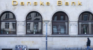 Danske Bank banned investments in cryptocurrencies instruments